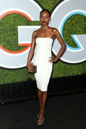 Ashleigh Murray At GQ Men of the Year Awards, Los Angeles