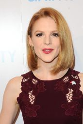 Ashley Bell At Animal Equality Global Action Annual Gala - Los Angeles