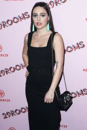 Bea Miller Attends Refinery29 29Rooms Los Angeles: Turn It Into Art Opening Night Party at ROW DTLA in Los Angeles