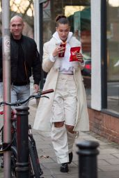 Bella Hadid Out in London