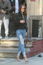 Bella Hadid Out in New York City
