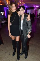 Bex Taylor-Klaus At Dove x BELLAMI Collection launch party in Culver City