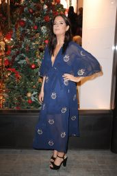 Binky Felstead At Aspinal of London store launch, London, UK