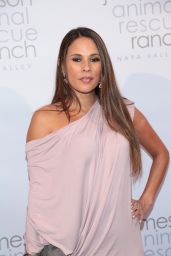 Bonnie-Jill Laflin At Jameson Animal Rescue Ranch Presents Napa In Need in Beverly Hills