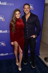 Brittany Cartwright At Daily Mail Holiday Party, New York