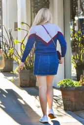 Busy Philipps Out and about in LA