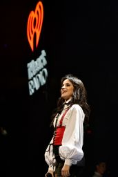 Camila Cabello At 2017 Y100 Jingle Ball at BB&T Center in Sunrise