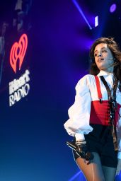 Camila Cabello Performs onstage at WiLD 94.9