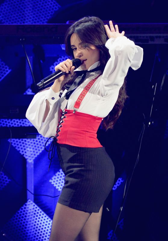 Camila Cabello Performs onstage during 103.5 KISS FM