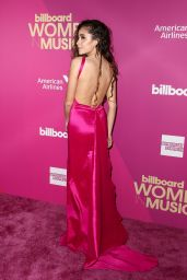 Camila Gallardo At Billboard Women in Music, Los Angeles