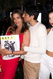 Camila Morrone At Act 1 Magazine by Sebastian Faena Dinner, Miami Beach, Florida