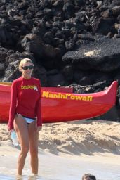 Camille Gramme In Hawaii