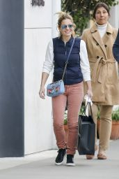 Candace Cameron Shopping at Chanel in LA
