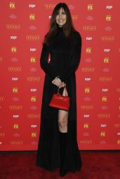 Carol Alt At The Assassination of Gianni Versace: American Crime Story Premiere in NY