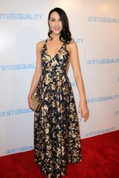 Caroline Love At Animal Equality Global Action Annual Gala - Los Angeles