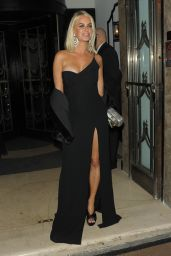 Caroline Stanbury Seen at Brilliant is Beautiful Benefitting Artist for Peace and Justice