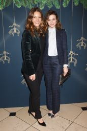 Caterina Scorsone At Brooks Brothers and St. Jude Annual Holiday Party held at the Brooks Brothers Rodeo Drive Store