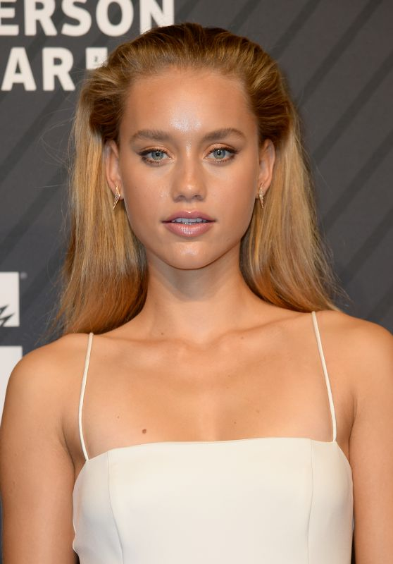 Chase Carter At Sports Illustrated Sportsperson of the Year Awards, New York
