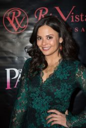 Chelsea Alana Rivera At Opening night of Farinelli and the King at the Belasco Theatre, New York