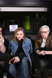 Chloe Moretz & Brooklyn Beckham Hosts Xbox One x VIP Event & Xbox Live Session with Brooklyn Beckham in NYC