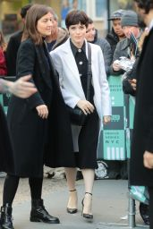 Claire Foy Seen for an appearence at