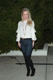 Crystal Hunt At Jameson Animal Rescue Ranch Presents Napa In Need in Beverly Hills