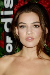 Danielle Campbell At LAND of Distraction Launch Event in Los Angeles