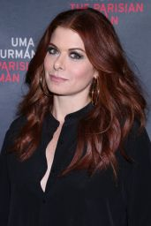 Debra Messing At Opening night for The Parisian Woman at the Hudson Theatre, New York