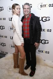 Delilah Belle Hamlin At UGG x SIX:02 holiday event in NYC