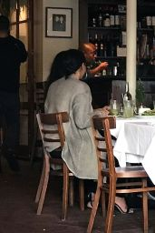 Demi Lovato & Charlie Hunnam Have a late lunch together in West Hollywood