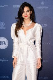 Doina Ciobanu At British Independent Film Awards, Backstage, Old Billingsgate, London, UK
