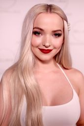 Dove Cameron At Dove x BELLAMI Collection launch party in Culver City
