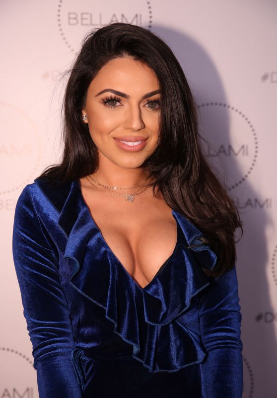 Durrani Popal At Dove x BELLAMI Collection launch party in Culver City