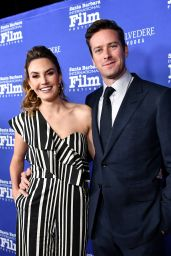 Elizabeth Chambers At Kirk Douglas Award of Excellence in Film, Arrivals, Santa Barbara