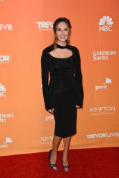 Elizabeth Chambers At The Trevor Project