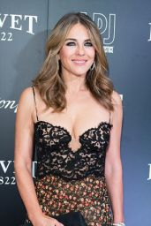 Elizabeth Hurley Attends the