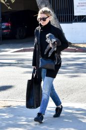 Ellen Pompeo Out and about in Los Angeles, California