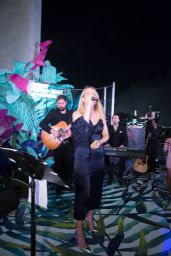 Ellie Goulding At The Ball of Eden, Miami Beach
