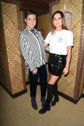 Emily Blackwell Attends The Influencer launch party at Mahiki Kensington in London, UK