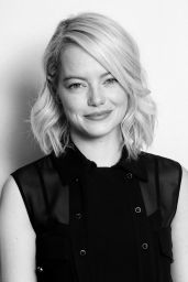 Emma Stone At The Battle Of The Sexes - BAFTA Screening and Q&A in London, England