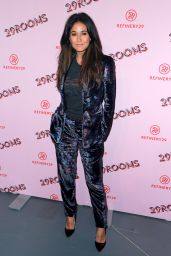 Emmanuelle Chriqui At Refinery29 29Rooms Los Angeles: Turn It Into Art