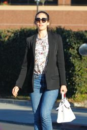 Emmy Rossum Out for shopping in Beverly Hills