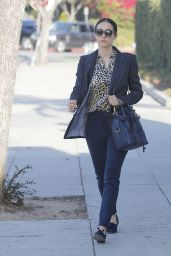 Emmy Rossum Out shopping in Beverly Hills