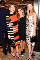 Erin Foster & Sara Foster At Hauser and Wirth Honors Mark Bradford, 1 Hotel South Beach Club, Miami Beach, Florida