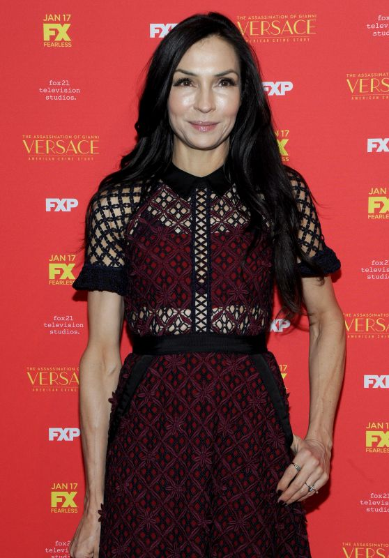 Famke Janssen At