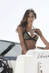 Federica Nargi In Caspule collection Bikini 2018