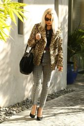 Fergie Out in Los Angeles