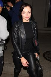 Francesca Eastwood Is spotted leaving Craig