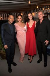 Gal Gadot At GQ Men of the Year Dinner After Party in Los Angeles