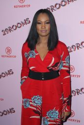 Garcelle Beauvais At Refinery29 29Rooms Los Angeles Turn It Into Art at ROW DTLA in Los Angeles